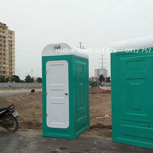 bán nhà vệ sinh di động