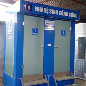 địa chỉ bán nhà vệ sinh công cộng