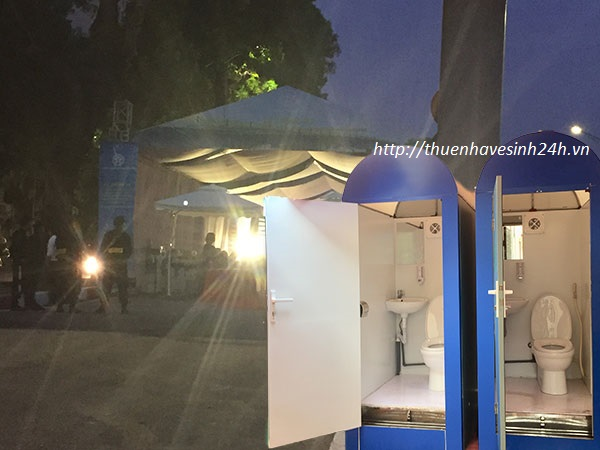 nhà vệ sinh di động giá rẻ tại hà nội
