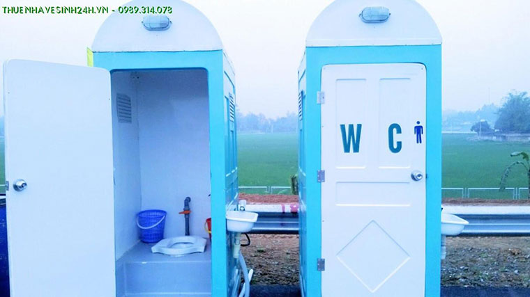 nhà vệ sinh giá rẻ