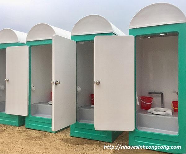 thuê nhà vệ sinh di động