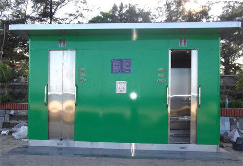 toilet công cộng
